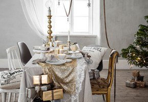 H&M HOME for Holidays 2013