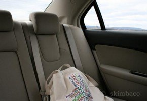 Ford Fusion Backseat