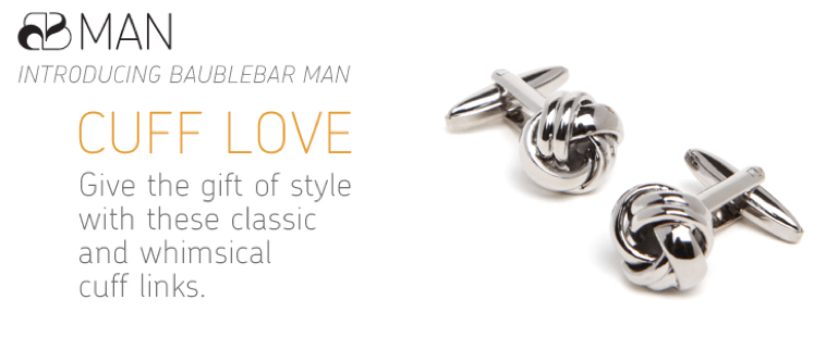 valentine's day gift cuff links
