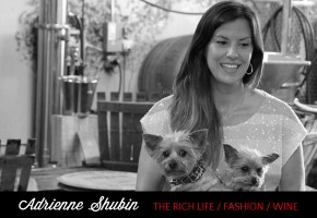 Adrienne Shubin, fashion & California lifestyle | Skimbaco Lifestyle
