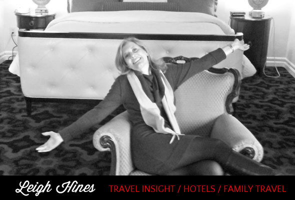 Leigh Hines, hotel and family travel expert | Skimbaco Lifestyle
