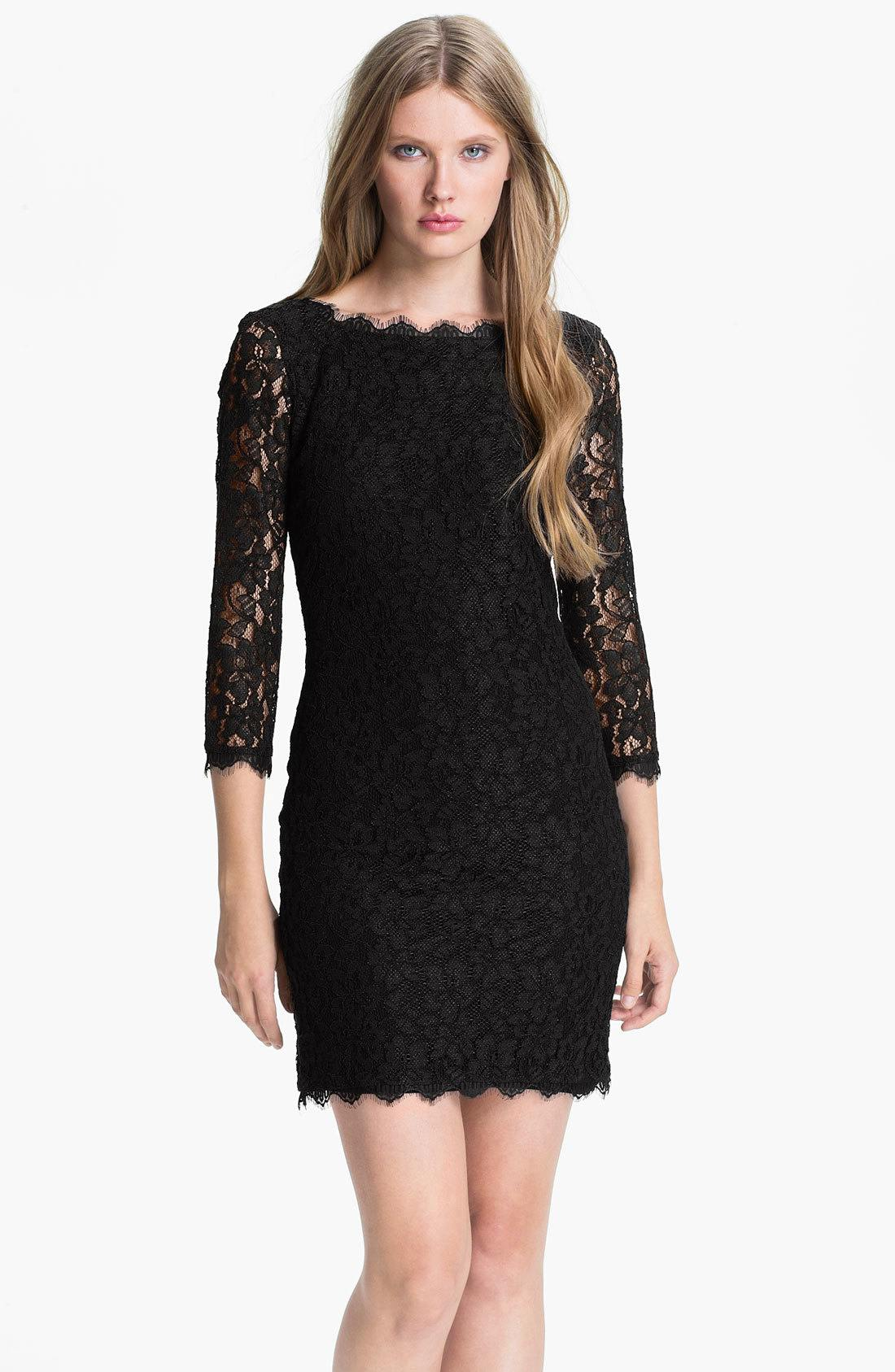 Holiday Dresses Lace - Long Dresses Online