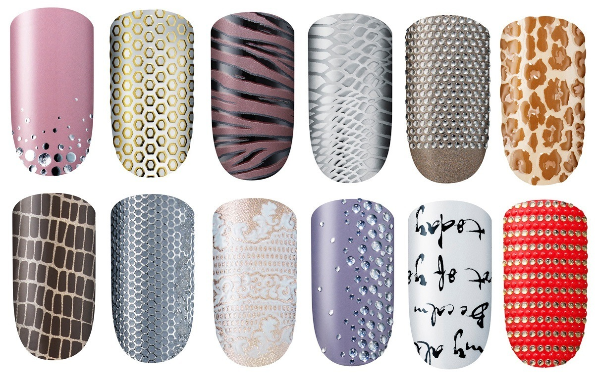 Essie Nail Art Nail Stickers 2013