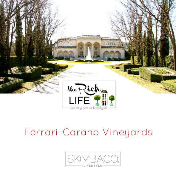 Ferrari-Carano Vineyards and Winery