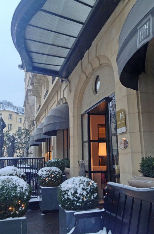Paris boutique hotel review h tel montalembert skimbaco for Five star boutique hotels