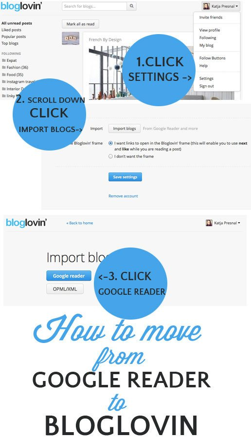 How to move from Google Reader to BlogLovin via http://www.skimbacolifestyle.com/2013/03/move-google-reader-to-bloglovin.html