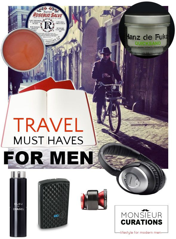 travel products, men's lifestyle, travel, packing, headhset,