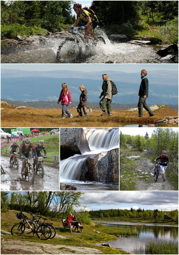 Going outdoors in Lillehammer I Destination Unknown