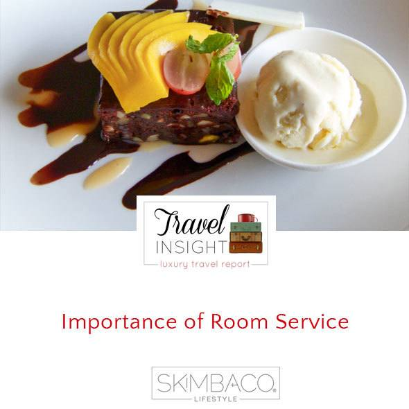 Travel Insight: importance of hotel room service