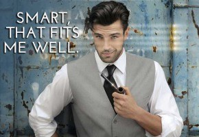smart custom clothing option for men