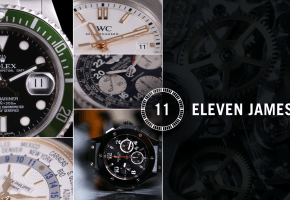 Eleven James Watch Membership