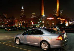2010 Ford Fusion in Cleveland, OH