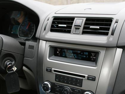 2011 Ford Fusion Sync System Ford Fusion Dashboard Amp Sync