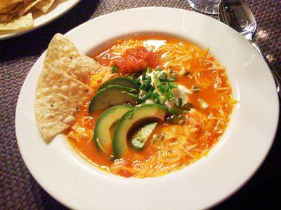 turkey soup, tortilla soup, turkey leftovers, south western soup ...