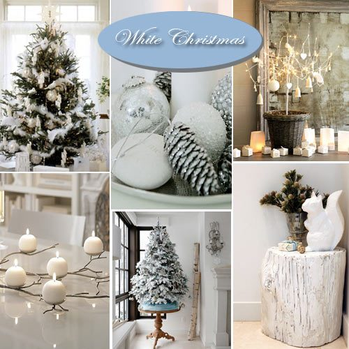 Doves christmas decorations christmas tree holiday ornaments white - Dreaming Of White Christmas Skimbaco Lifestyle Online
