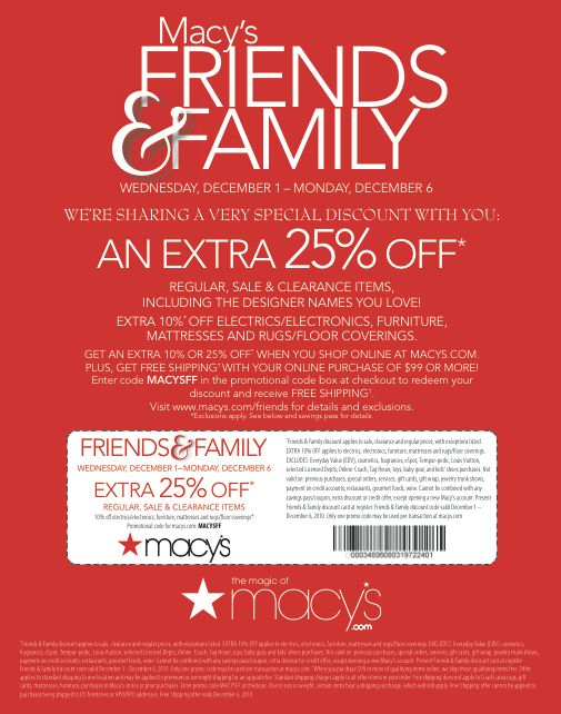 Extended! Click through on any Macy's coupon code or deal, spend $$ on essay-fast-help.gq, and fill out our Rebate Form for a $10 rebate and free shipping. Get $25 rebate when you spend $ or more. This offer works with all coupons, so stack discounts to save more/5(K).