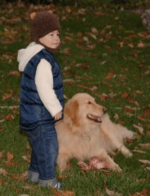 animal rescue and children