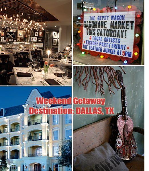 Dallas weekend getaway, girlfriend trip, Dallas travel, weekend vacation