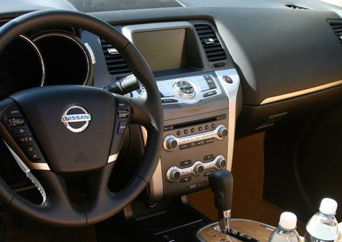 Nissan murano crosscabriolet 2011 review photos for Inside 2007 online