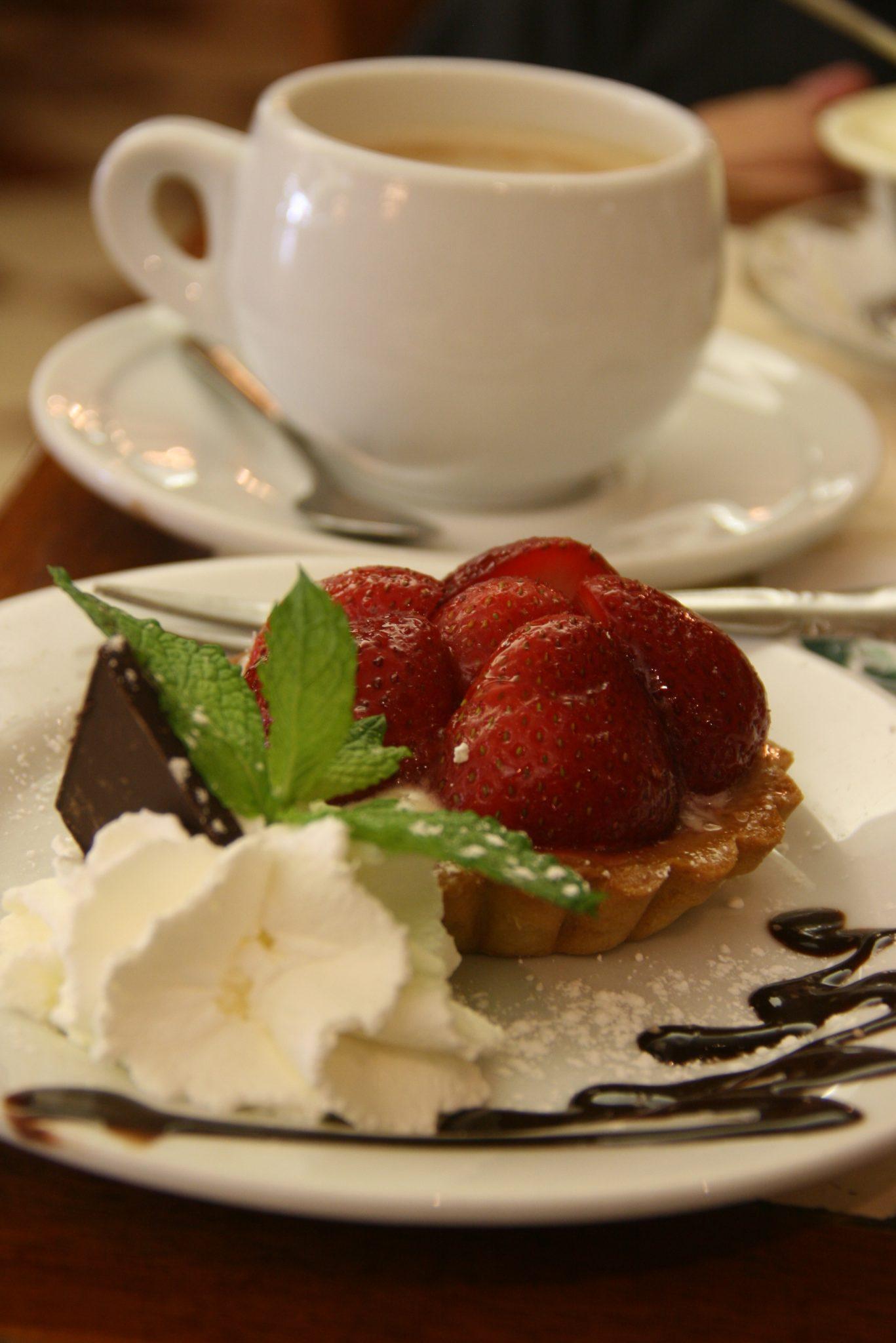 straberry tarte