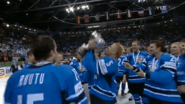 finland wins ice hockey world championships
