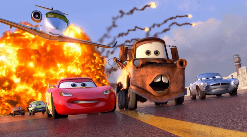 disney pixar cars 2 movie review skimbaco lifestyle online magazine. Black Bedroom Furniture Sets. Home Design Ideas