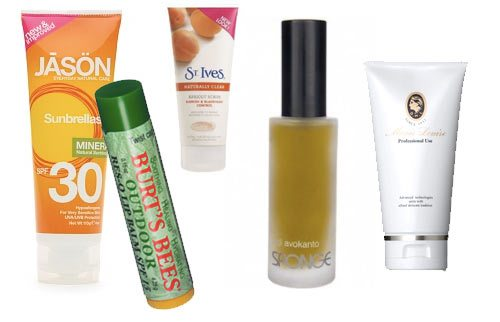 summer skin care products
