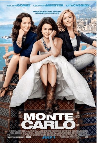 Monte Carlo Movie with Selena Gomez