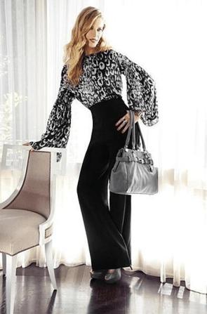 Jennifer Lopez Apparel on Jennifer Lopez Clothing Collection At Kohl S Pictures  Wide Leg Pants