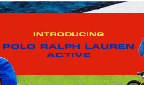 ralph lauren boys active