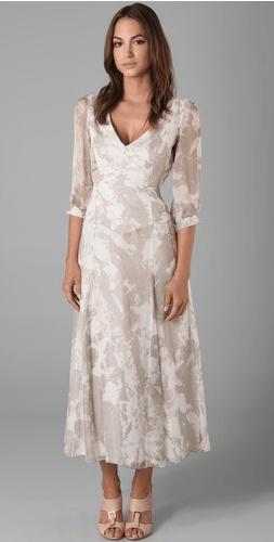Rebecca Minkoff Katja Print Dress
