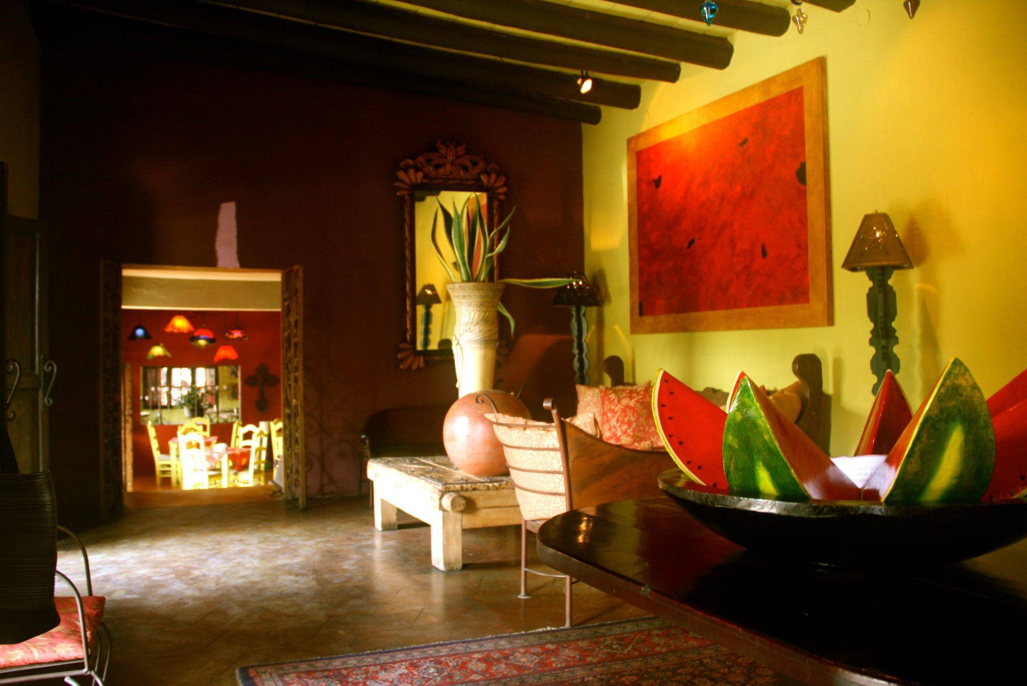 Mexican Interior Design Inspiration: Photos from Hotel California ...