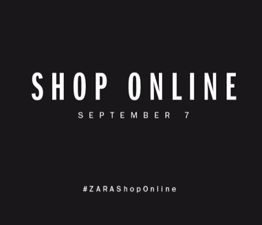 zara opens online shopping in the usa inexpensive fashion from europe skimbaco lifestyle. Black Bedroom Furniture Sets. Home Design Ideas