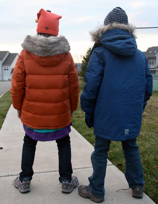 Four Children's Winter Coats in a Review - Skimbaco Lifestyle ...