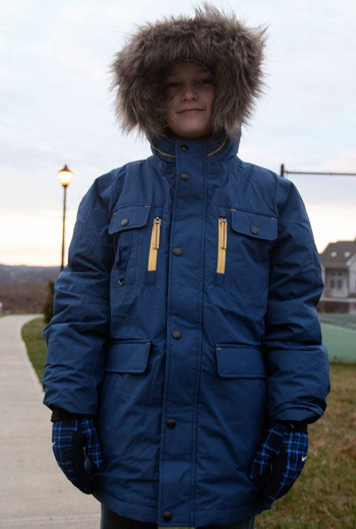 Four Childrenu0026#39;s Winter Coats In A Review - Skimbaco Lifestyle Online Magazine | Skimbaco ...