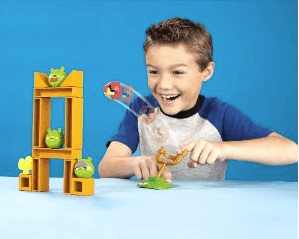 Angry Birds Gifts, Gifts from Scandinavia for kids