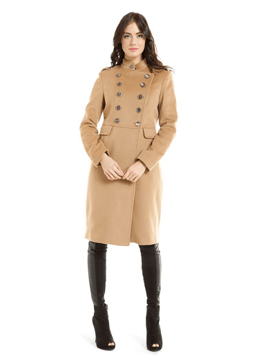 Sale Find: TART Collections &quotBeverly&quot Camel Jacket $189.90