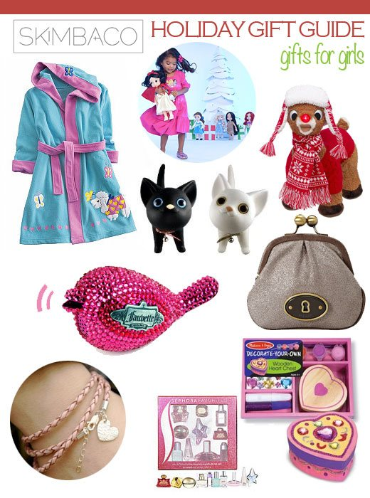 Holiday Gift Guide Gifts For Girls Skimbaco Lifestyle