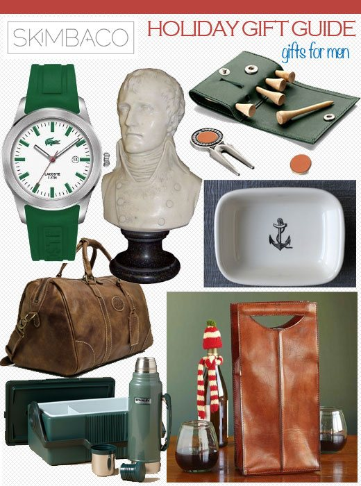 Holiday Gift Guide Gifts For Men Modern Classics