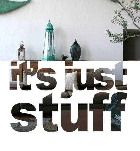 refresh  get rid of stuff