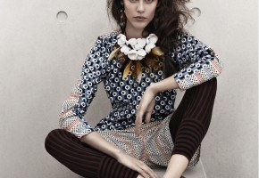 marni h&M look book photos