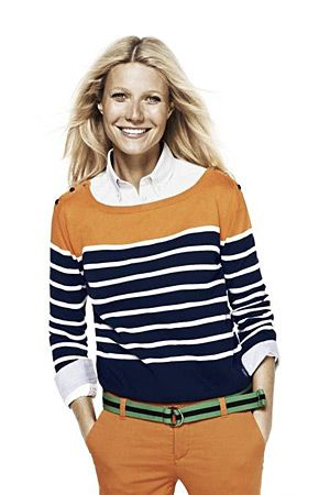 Gwyneth Paltrow for Lindex, Gwyneth Paltrow in European commercialas