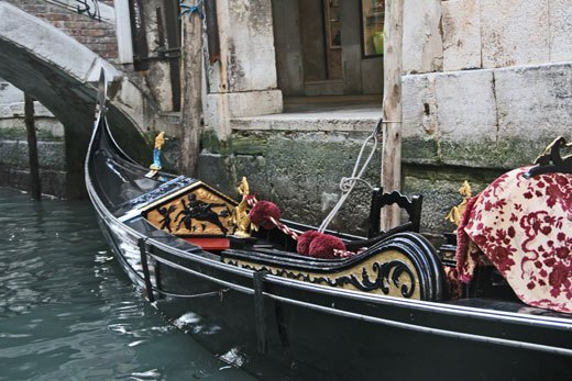 gondola photo in Venice, Italy travel photos