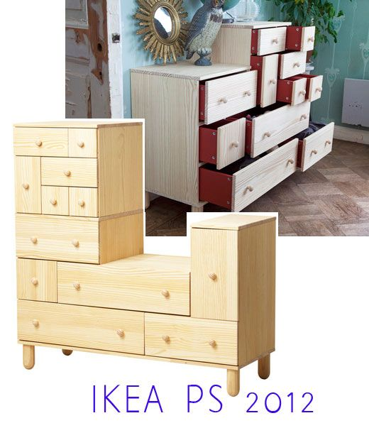 ikea ps 2012 malliston lipasto