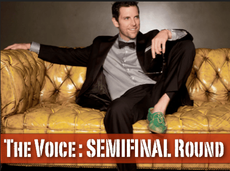 Chris Mann The Voice