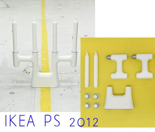 The New IKEA PS 2012 Collection