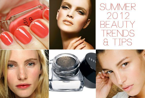 11 summer tips and trends for 2012