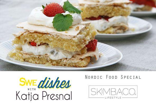 brita meringue cake recipe at https://www.skimbacolifestyle.com
