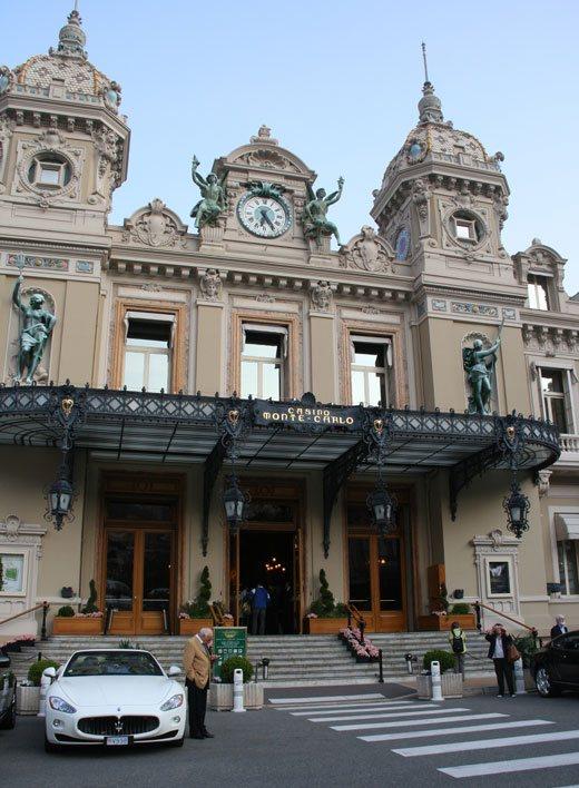 Monte Carlo, Monaco, Monte Carlo Casino entrance photo