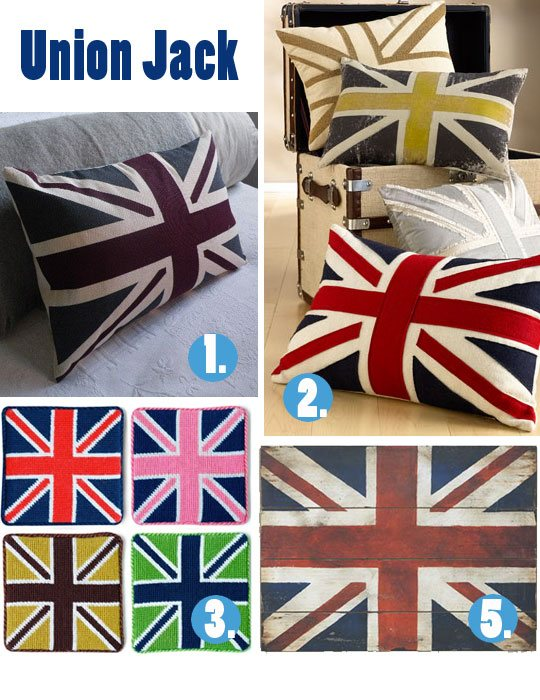 More Great Union Jack Home
